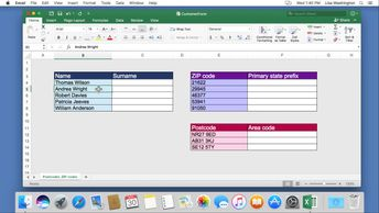 Microsoft Excel 2016 for Mac: Manipulating Data