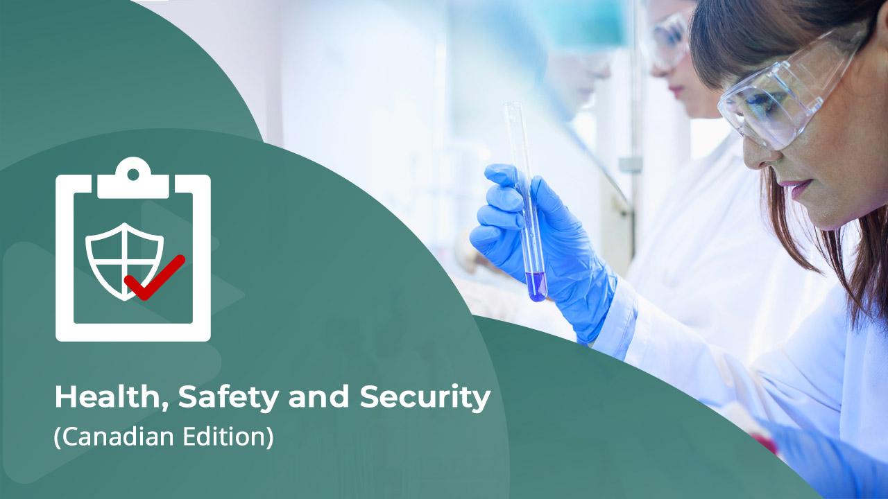Laboratory Safety – Canada