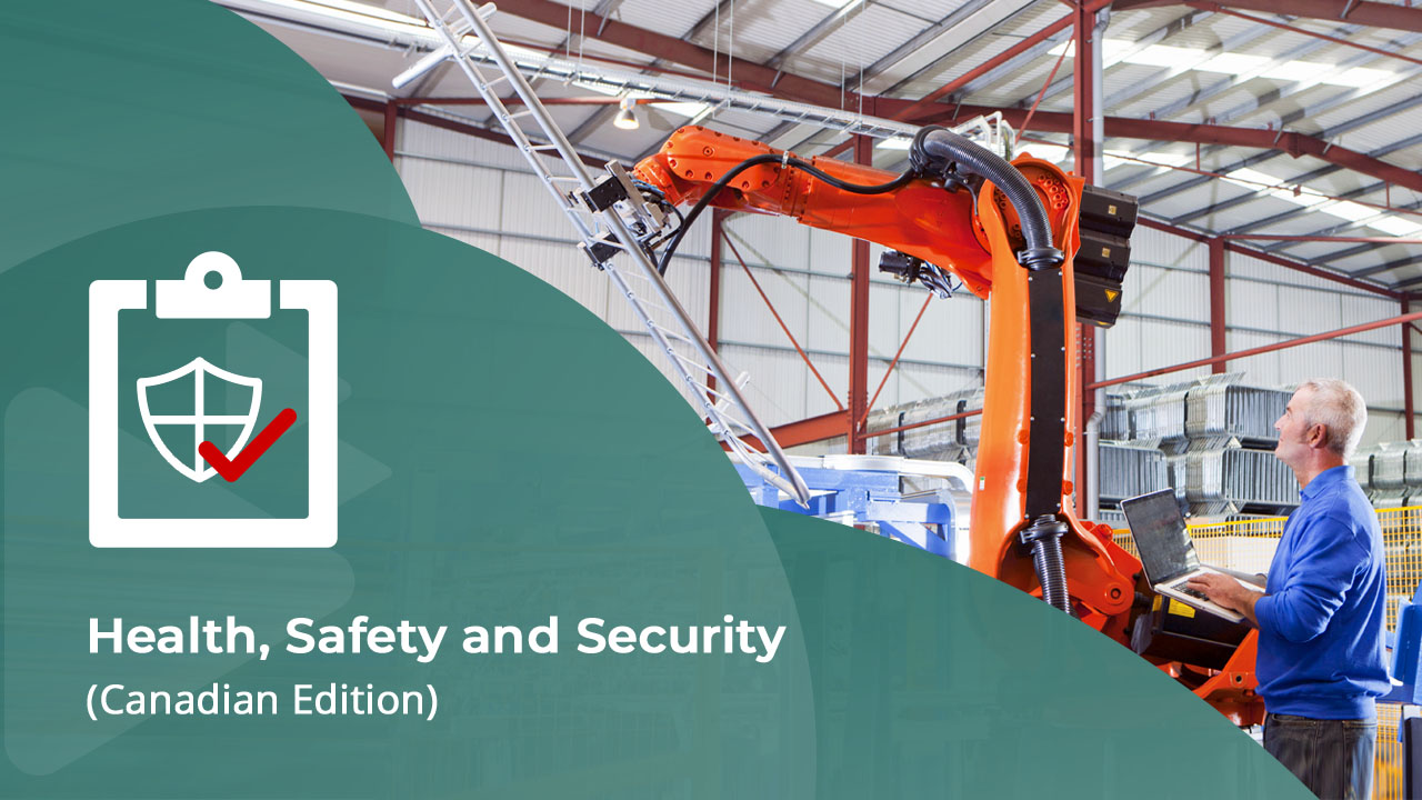 Industrial Robot Safety Awareness – Canada