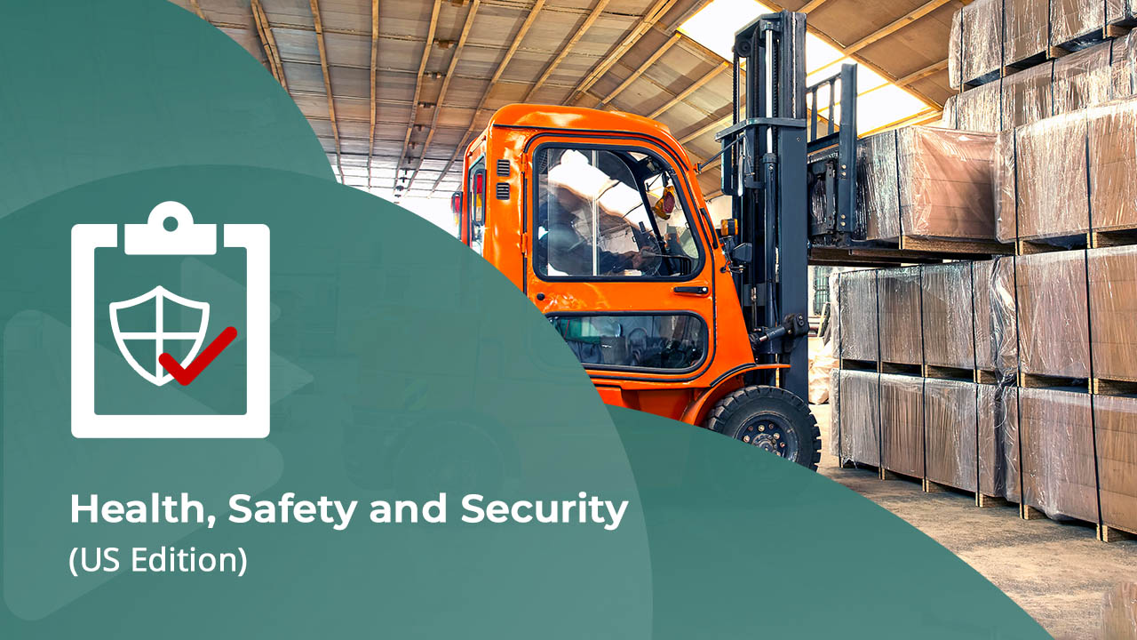 Forklift Operation 1: Safety Inspection and Maintenance