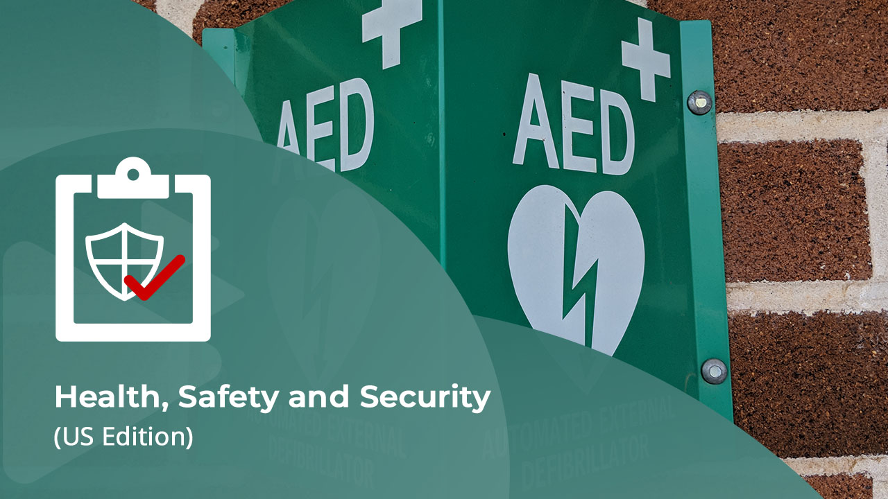 First Aid: Automated External Defibrillator