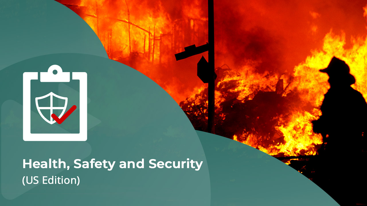 Fire and Explosion Hazards (HAZWOPER)