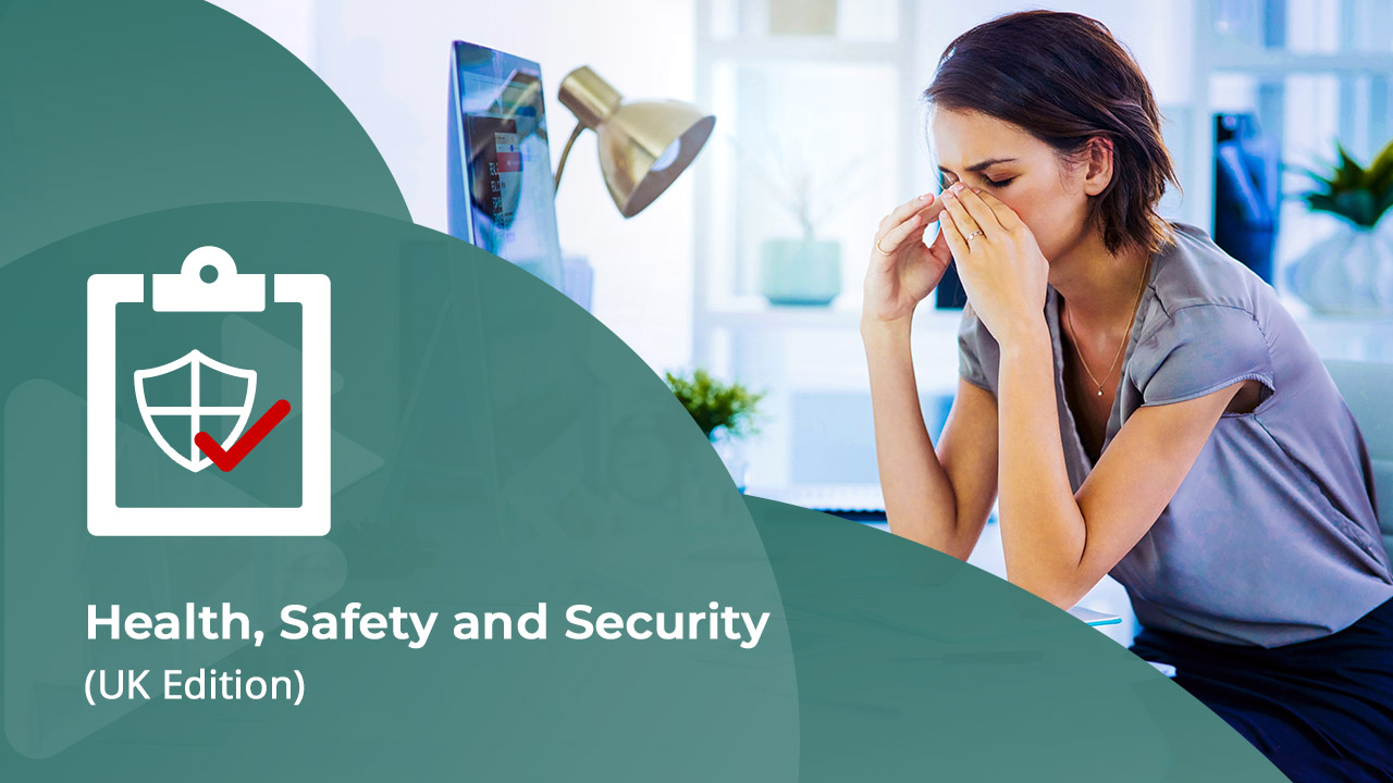 Display Screen Equipment (DSE) Safety – UK