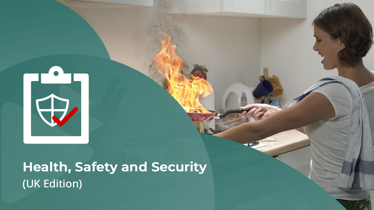 Domestic Fire Safety – UK