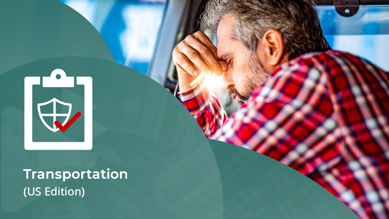 DOT: Drug and Alcohol Regulation Awareness for CDL Employees