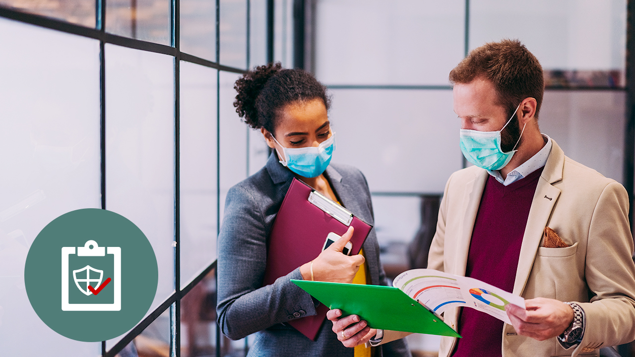 Compliance Brief: Preventing the Spread of COVID-19 at Work