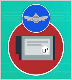 Hazardous Materials: Shipping Lithium Batteries by Air
